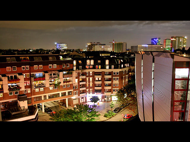 Hamburg - Hotel Maritim