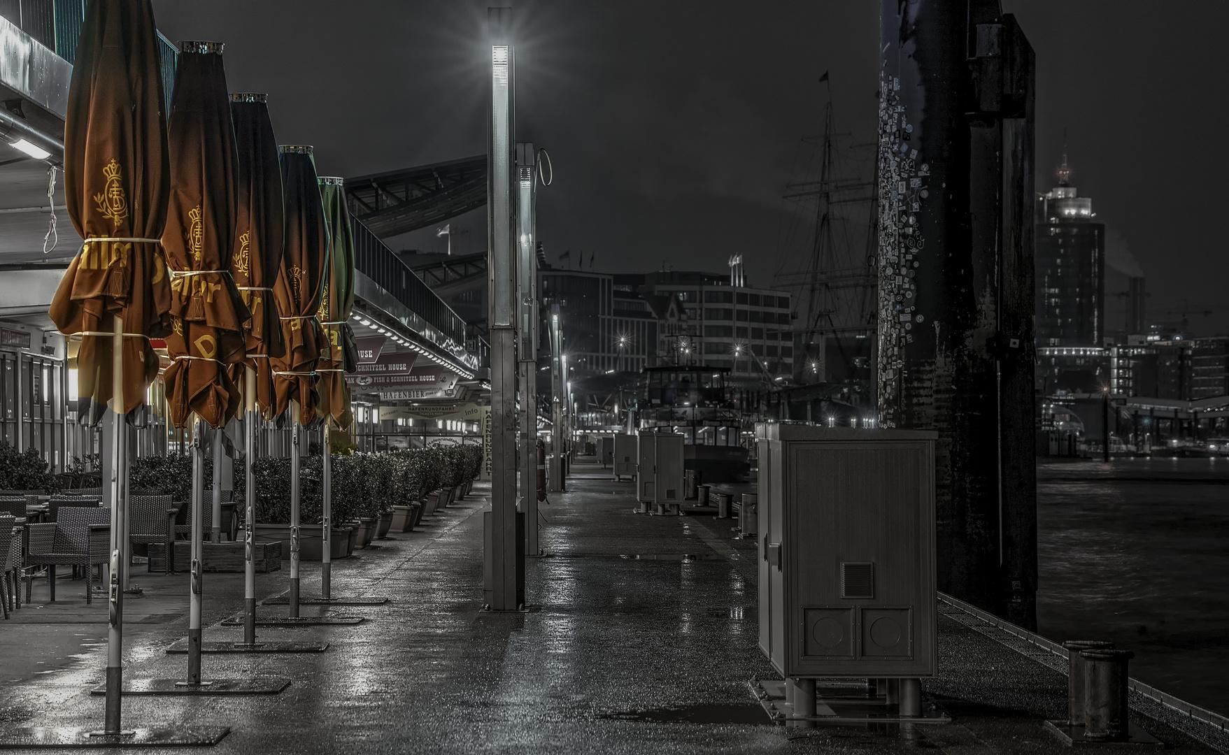 Hamburg im Lockdown