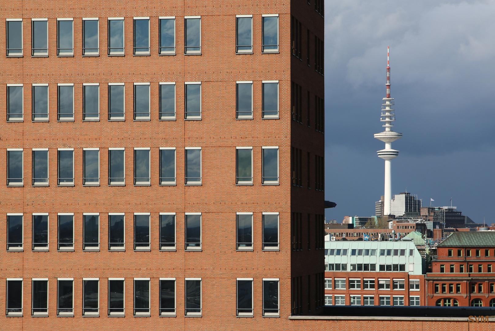 Hamburg im März 2019