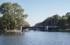 Hamburg im Oktober