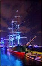 Hamburg in Blau #10