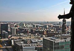 Hamburg ist auch eine schöne und interessante Stadt ...