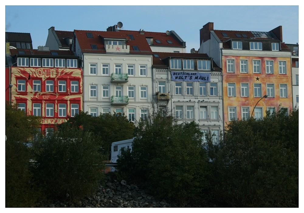 Hamburg ist bunt