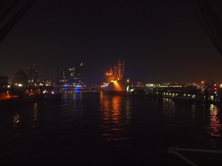 Hamburg ist Sehnsucht. ..