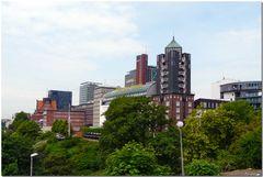 Hamburg - jenseits der Landungsbrücken