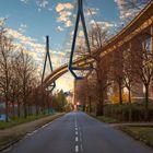 Hamburg Köhlbrandbrücke