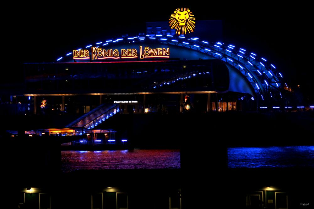 Hamburg Blau