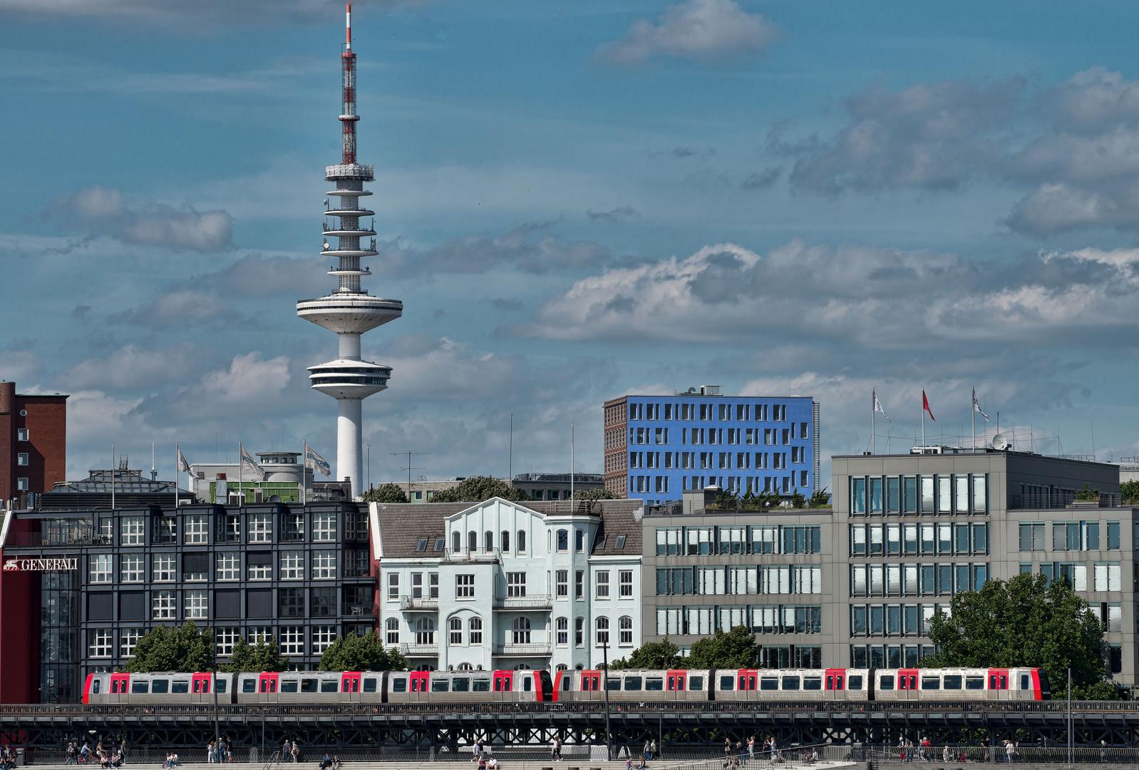 Hamburg mal anders ...