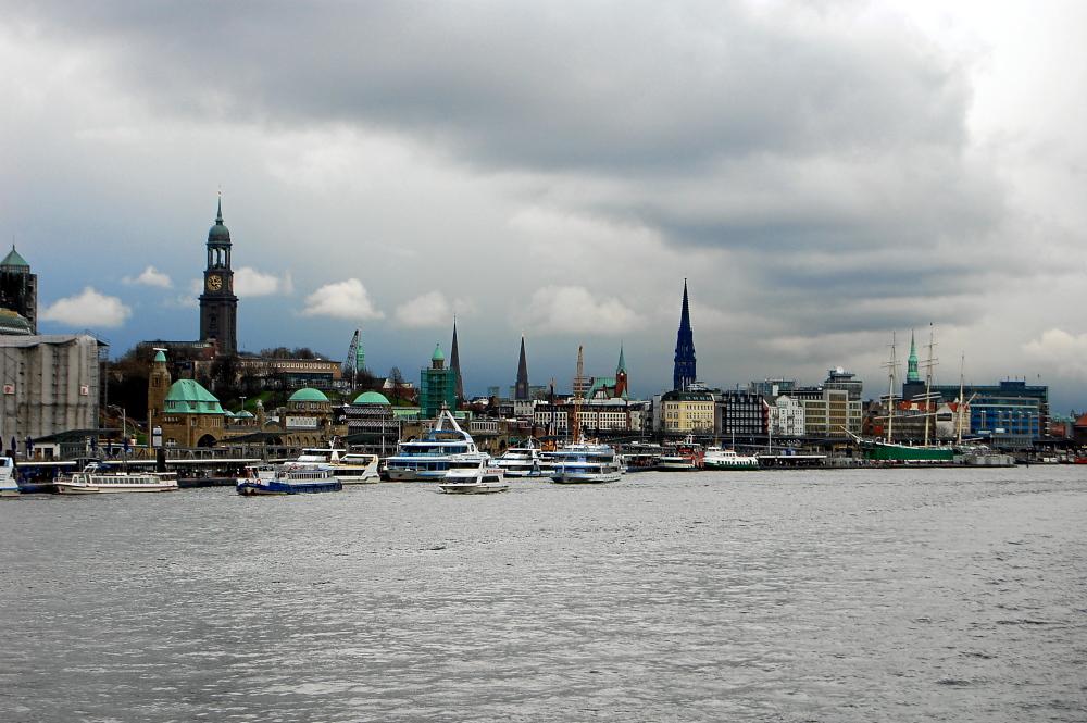 Hamburg mal klassisch