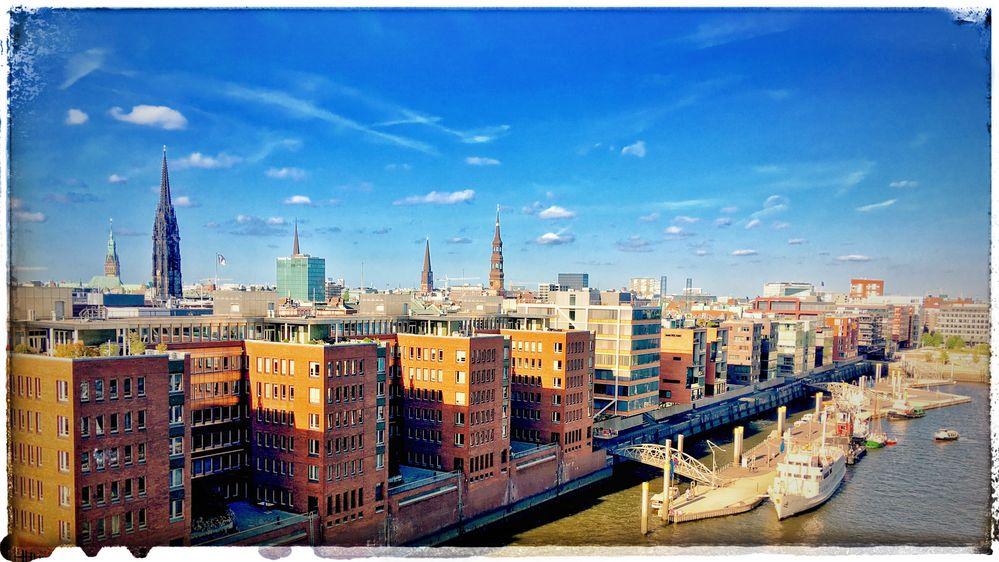 Hamburg, meine Perle!