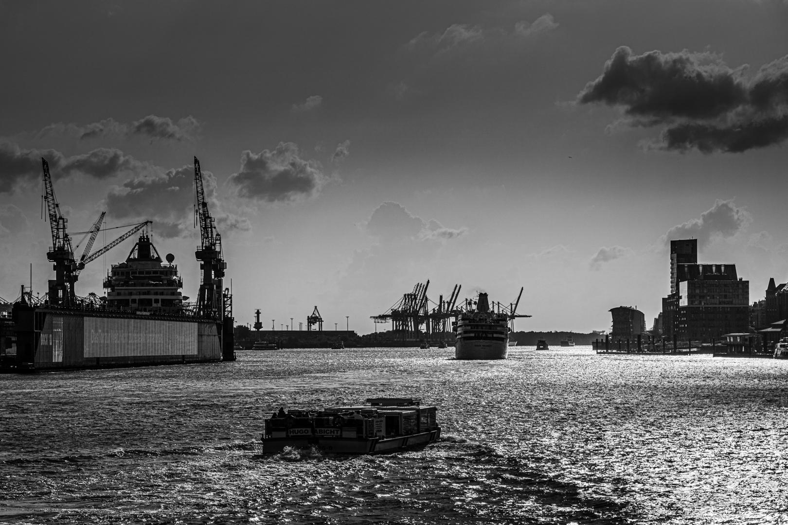 Hamburg, meine Perle !