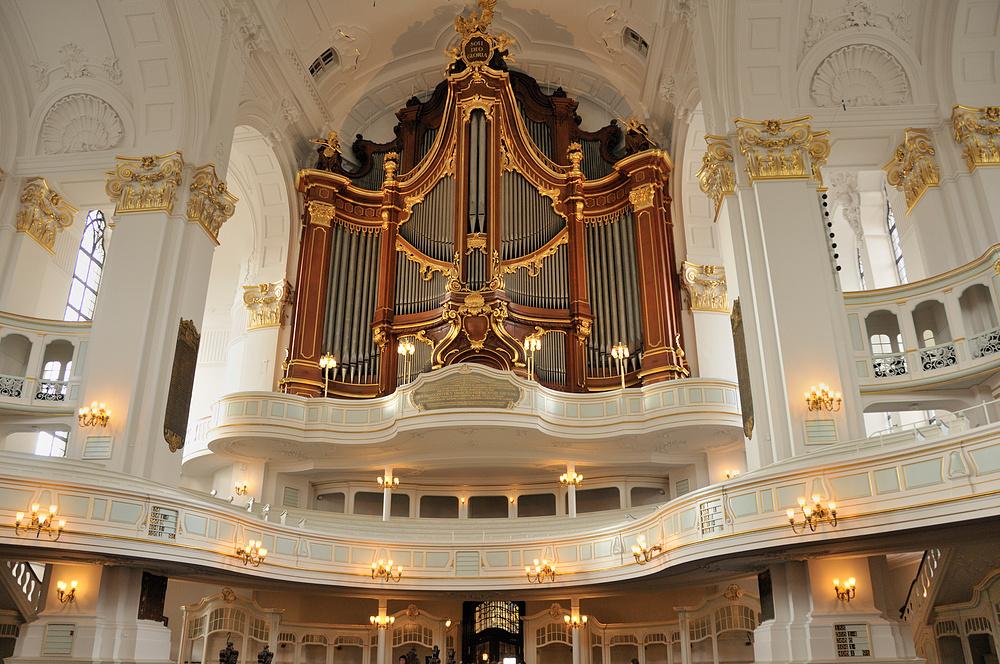 Orgel Hamburg
