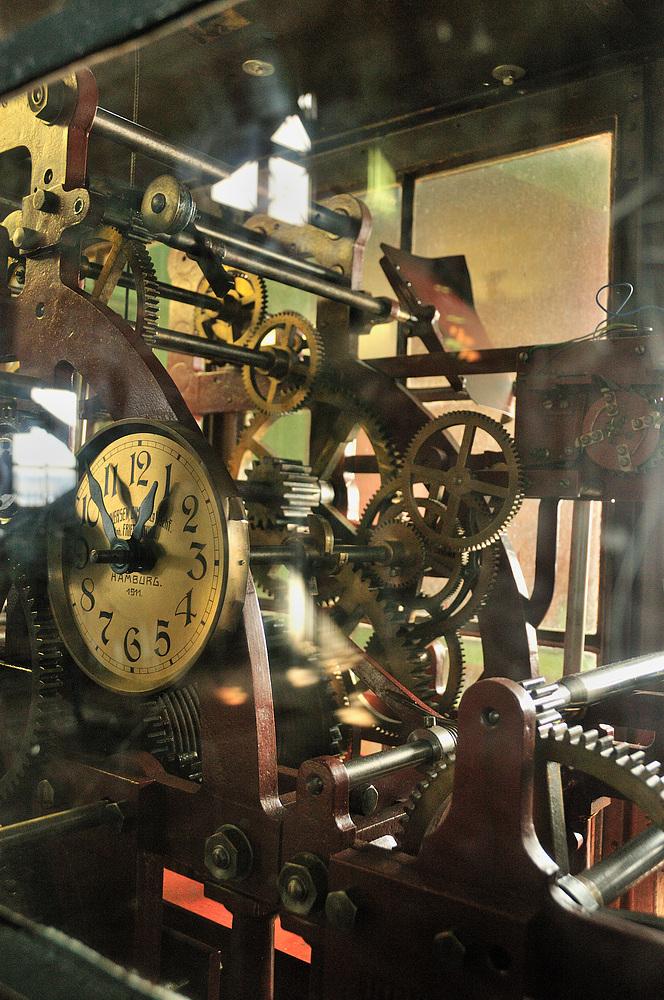 Hamburg Uhr
