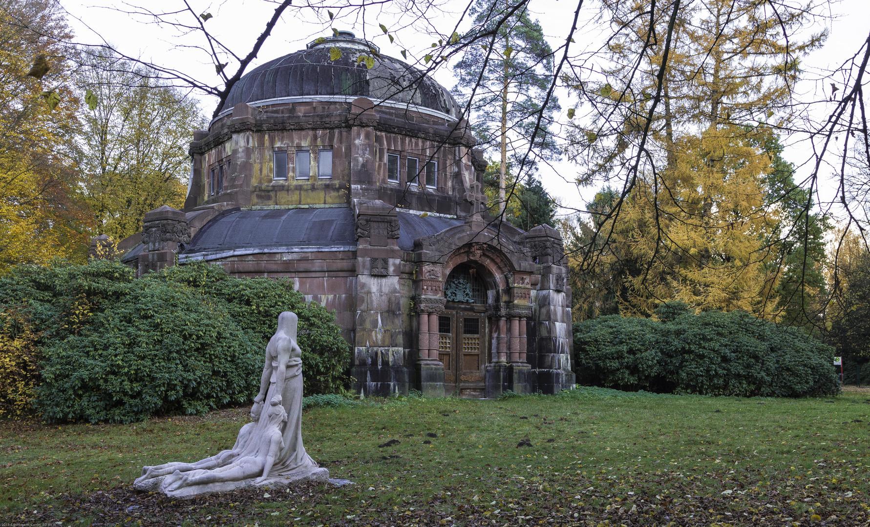 Hamburg Friedhof