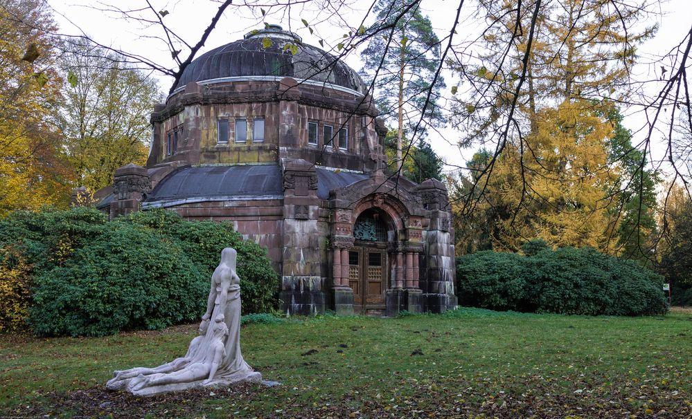 Friedhof Hamburg