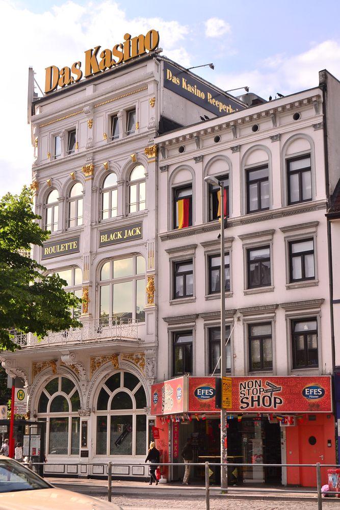 Reeperbahn Hamburg