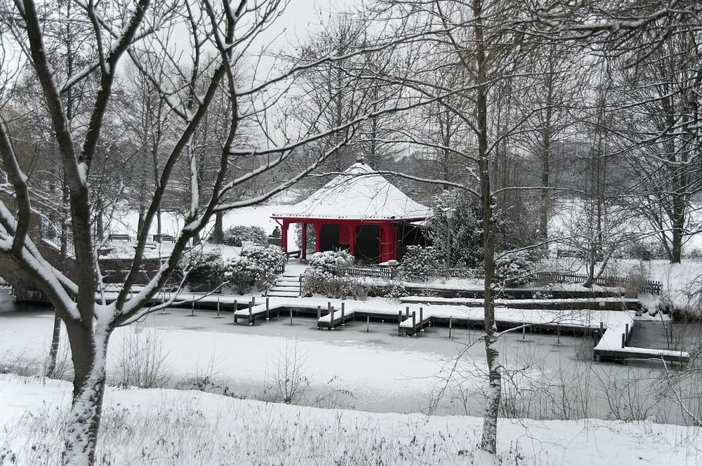 Hamburg rot weiß