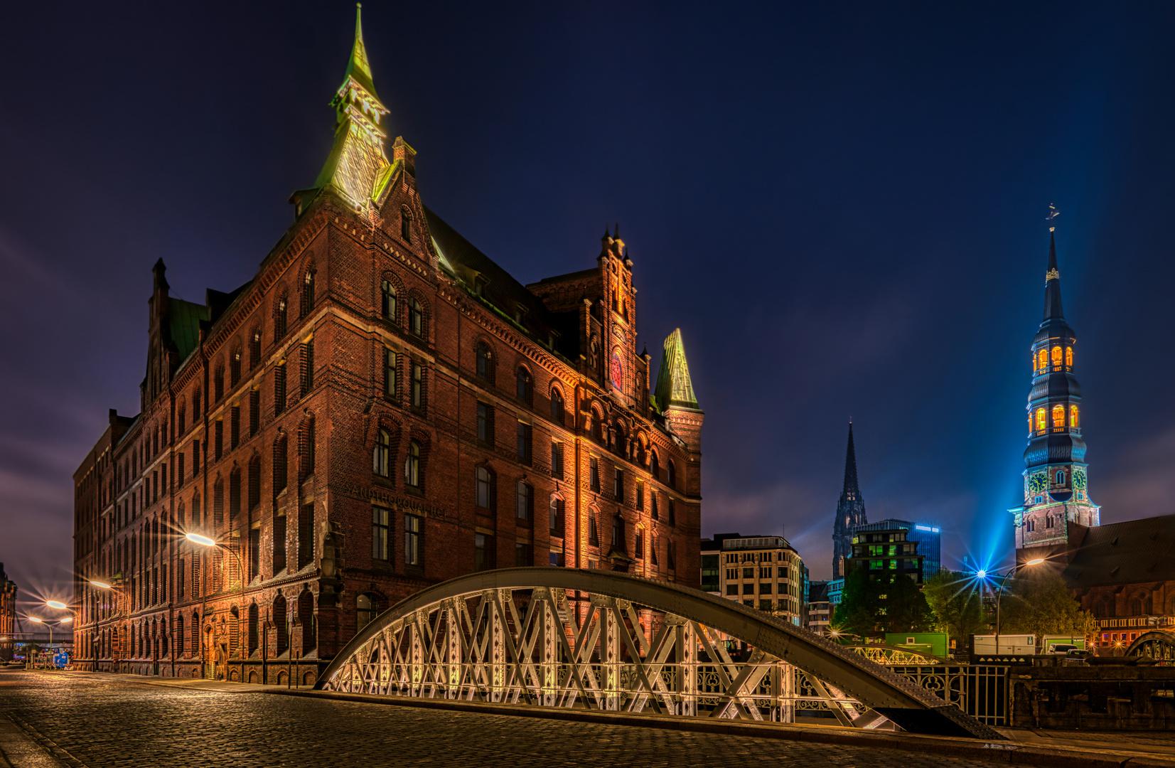 Hamburg Sandtorquai