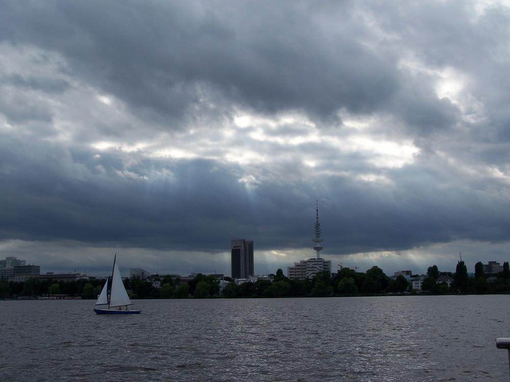 Hamburg - Sky