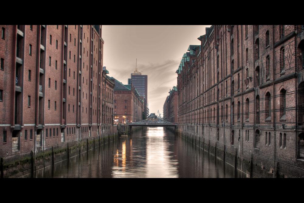 Hamburg - Speicherstadt #3