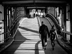 Hamburg - two people 2