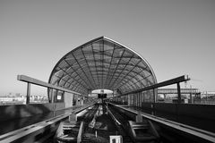 Hamburg U-Bahnhof Elbbrücken