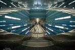 Hamburg - U4 Station Überseequartier