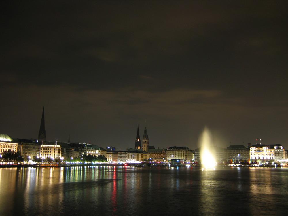 Hamburg um 24uhr