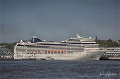 Hamburg .... und ihre Kreuzfahrer