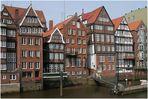 Hamburg von achtern............