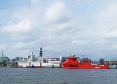 Hamburg von der besten Seite:-))