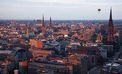 Hamburg von oben I