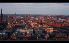 Hamburg von oben II