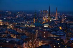 Hamburg von oben III