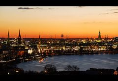 Hamburg zu meinen Füssen (low Quality)