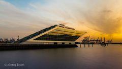 Hamburger Ansichten - Dockland