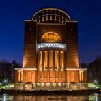 Hamburger Ansichten - Wasserturm Planetarium