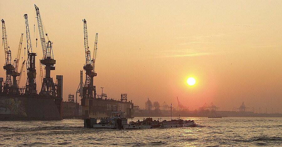 Hamburger Hafen 10
