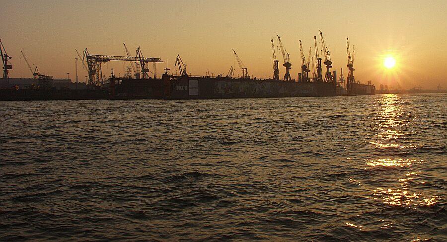 Hamburger Hafen 7