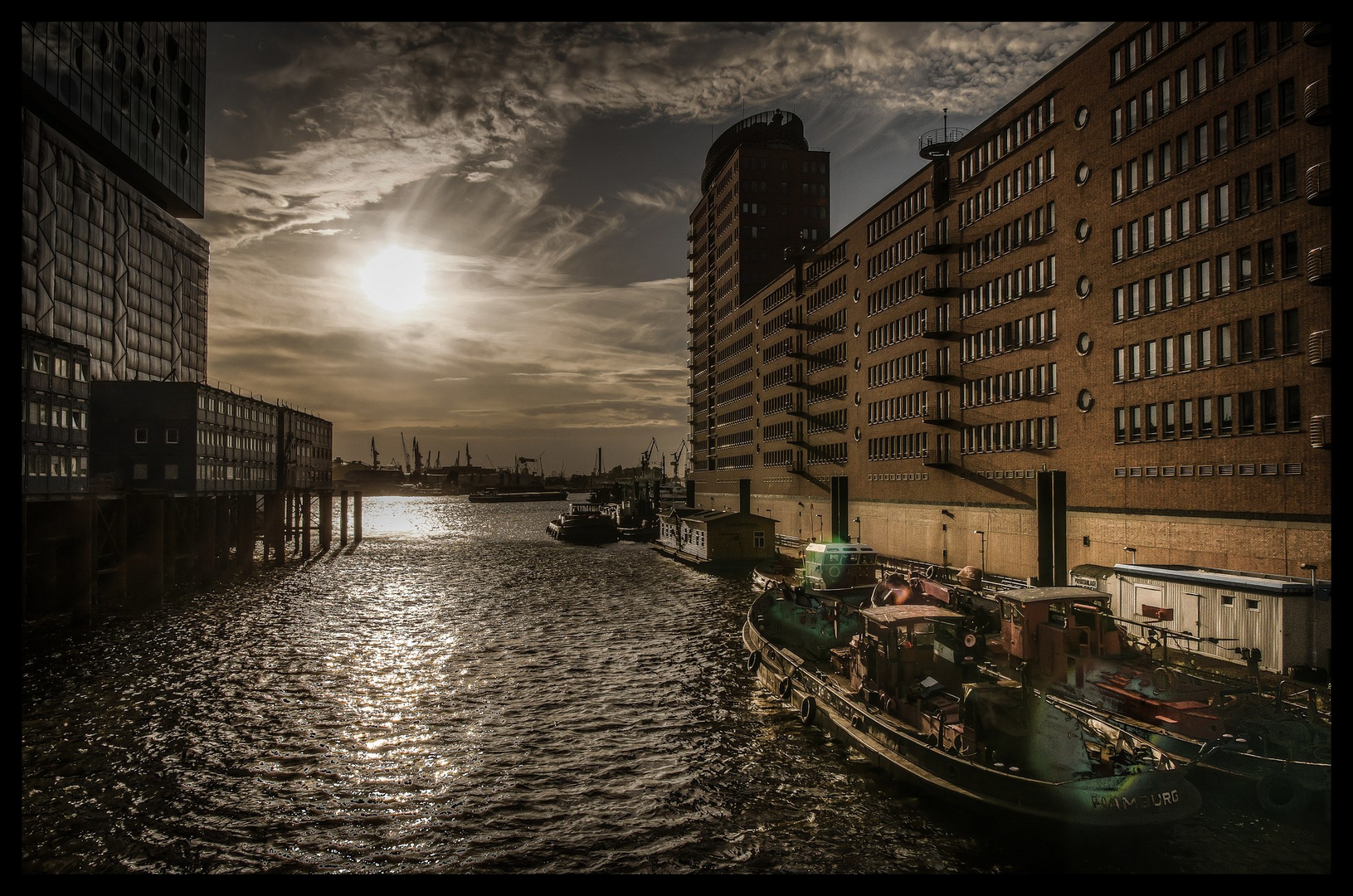 Hamburger Hafen-City