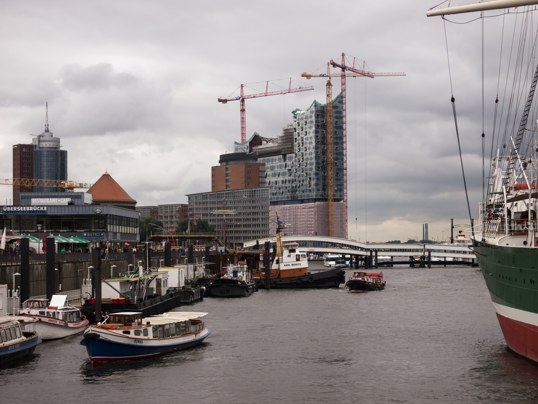 Hamburger Hafen II