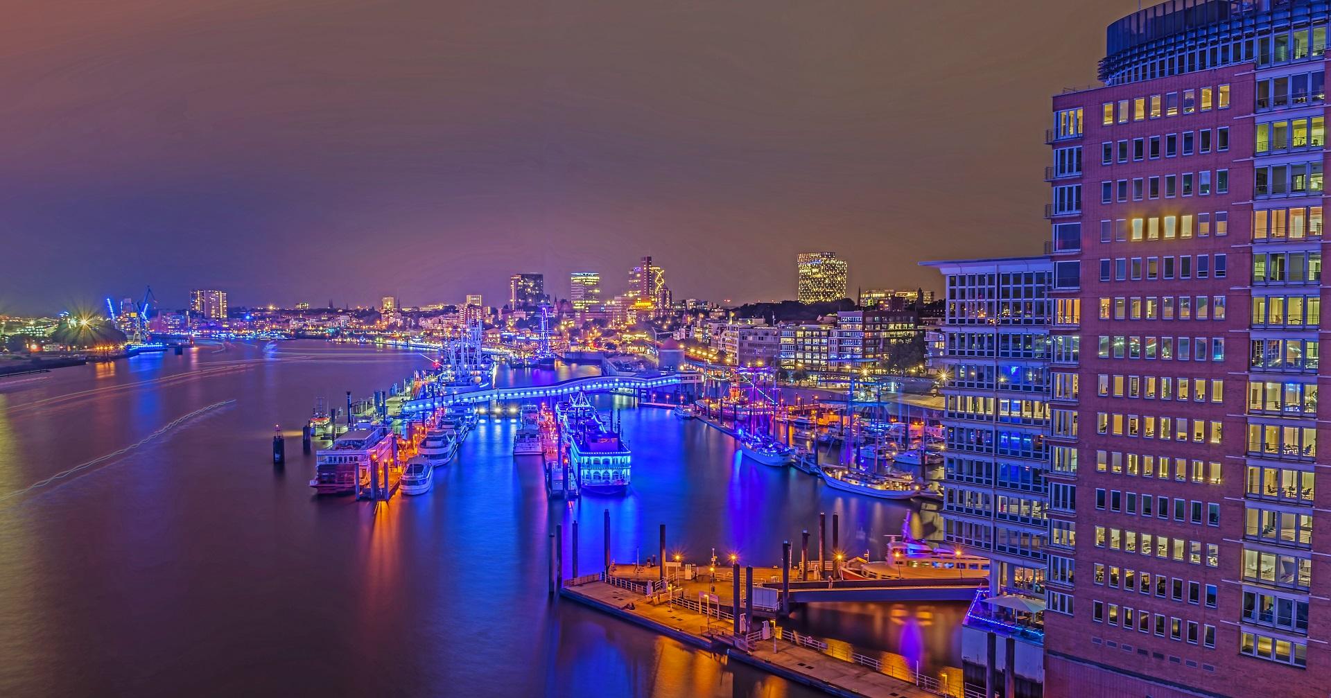 Blau Hamburg