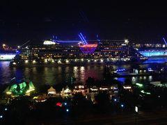 Hamburger Hafen,CRUISE DAYS 2015, AIDAbella