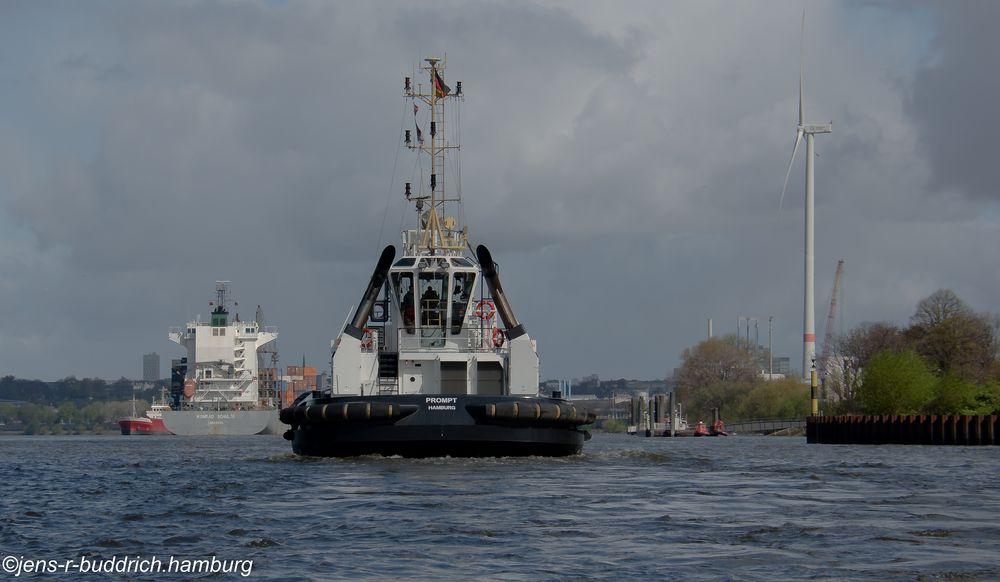 Hamburger Hafenimpressionen