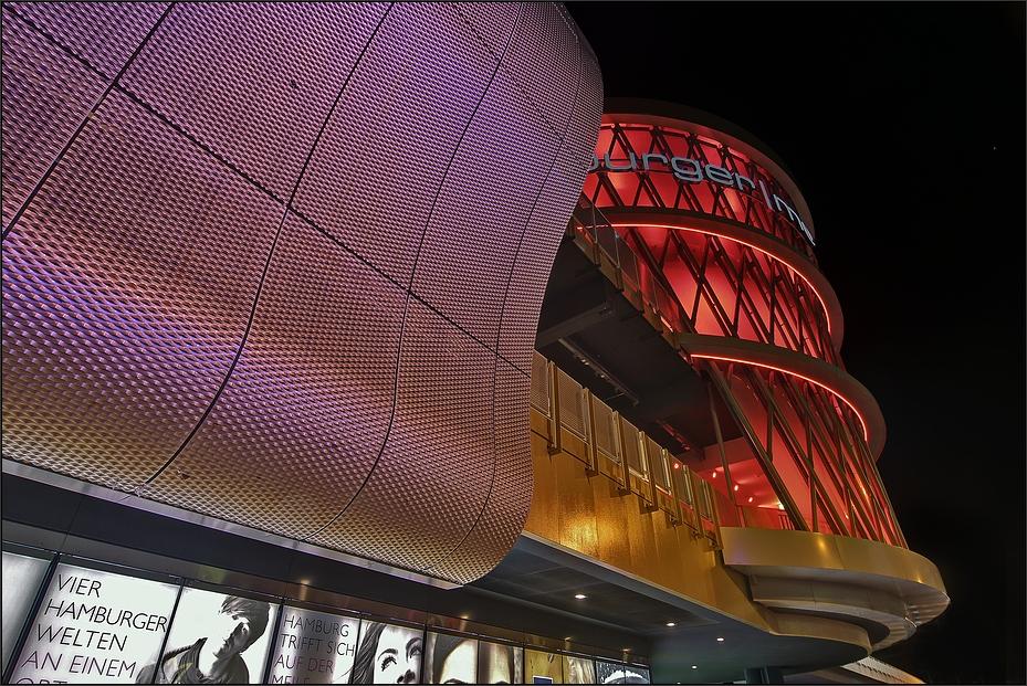 Hamburger Meile Foto Bild Architektur Fassaden
