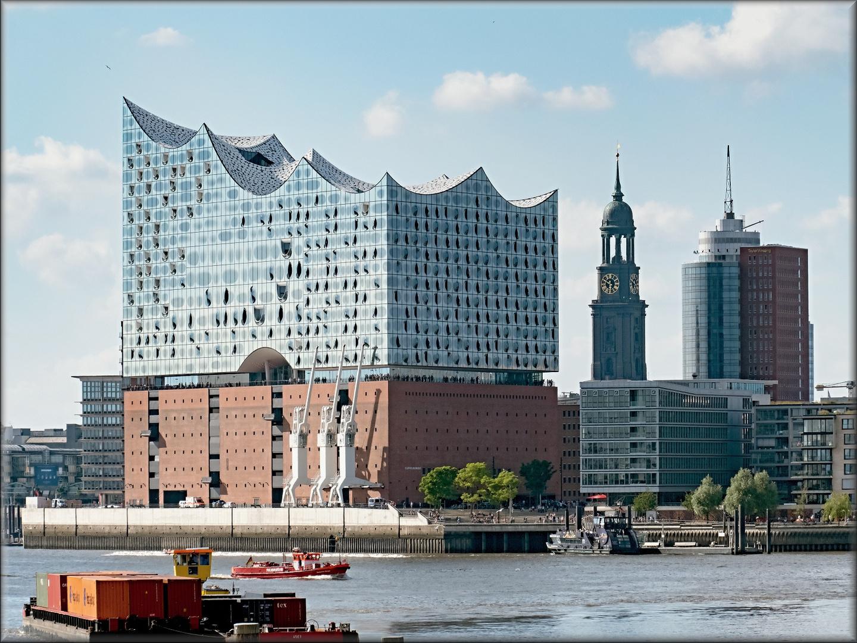 Hamburger Wahrzeichen Foto Bild Architektur Deutschland Europe