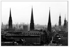Hamburg*s Kirchen, oder .......