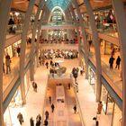 Hamburgs neue Shoppingmeile - die Europapassage
