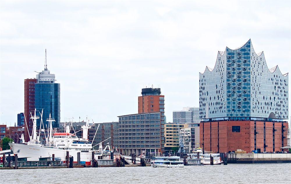 Hamburg Wahrzeichen
