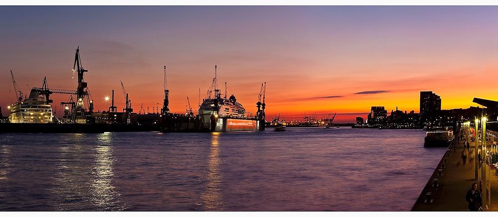 Hamburg*s Waterfront